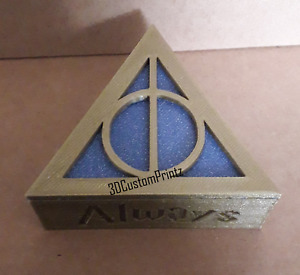 3D Printed Harry Potter Inspired Ring Box