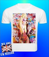 Nicki Minaj Pink Friday Colour Sexy Casual Men T shirt New Cool Summer Design