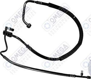 Omega A/C Manifold Hose Fits: Ford F Series / Bronco (See Chart)