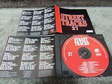 STREET TRACKS 27....PROMO....1996...RAP-HIP HOP...2 PAC-DOGG POUND-CYPRESS HILL