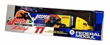 Racing Champions Jasper Engines #77 Stock Car Transporter 1:64 Scale Diecast Met