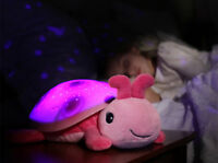 Cloud B Twilight Ladybug Pink-Night Light
