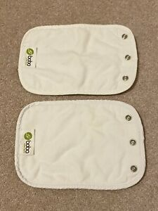 Boba Carrier Organic Cotton Teething Dribble Pads