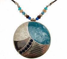 Necklaces For Women Statement Necklaces Blue Necklace Blue Pendant