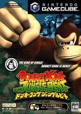 Donkey Kong: Jungle Beat - Nintendo Gamecube - [Japan Import]