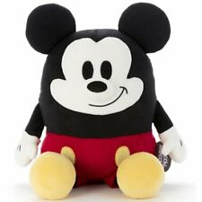 Disney Takara Tomy Mickey Mouse 44cm Mocchi (M Size) Soft Plush Doll Japan