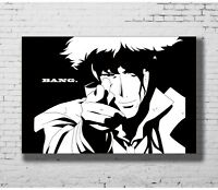 24x36 14x21 40 Poster Cowboy Bebop Spike Jet Japanese Anime Art Hot P-2516