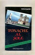 Vito Magno # TONACHE AL SOLE - 40 Personaggi vita religiosa#Editrice Rogate 1990