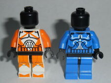 STAR WARS Lot of 2 Lego Star Wars Clone Trooper/Commando NEW Genuine Lego