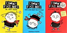 Timmy Failure 3 Books Collection Set, Mistakes were made,STEPHEN PASTIS