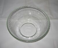 Vintage Pyrex 7403-S Clear Mixing Bowl 10 Cup