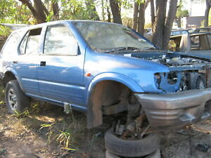 WRECKING 2002 Holden Frontera wagon - Wheel Nut (see images/descr) X445 D5