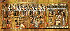 "Egyptian Egipto Ägypten , Pharaonic,Papyrus Paint size N 40x100 cm(16""x40""),#244"