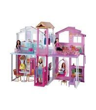 Casas y muebles para Barbies