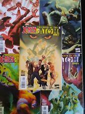 X-MEN CHILDREN OF THE ATOM #1 - 6 COMPLETE COMIC BOOK MINI SERIES CYCLOPS PROF X