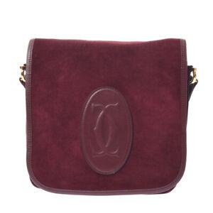 CARTIER Bordeaux Bag 800000090498000