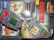 Vintage~toy~1998~Tiger~Electronics~RESIDENT~EVIL~2~handheld~electronic~99X~GAMES