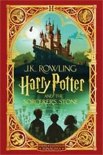 Harry Potter and the Sorcerer's Stone: Minalima Edition (Harry Potter, Book 1),