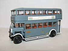 EFE LEYLAND TD1 PLYMOUTH CITY TRANSPORT PRESERVATION GROUP SPECIAL 1/76 99207A
