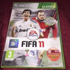 FIFA 11 GERMAN EDITION NEW AND FACTORY SEALED  Deutsche xbox 360