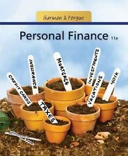 Personal Finance by Raymond Forgue and E. Thomas Garman (2011, Hardcover)