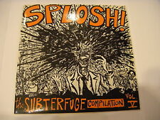 Various ‎– Splosh! - The Subterfuge Compilation Vol. V  ' 7'' N.MINT / MINT