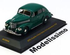 1:43 Ixo Opel Kapitän A 1939 green
