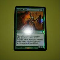 FOIL Hunted Troll x1 Ravnica: City of Guilds 1x Magic the Gathering MTG