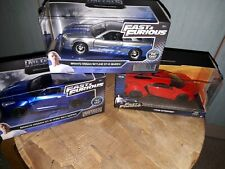 Fast and furious 1:32 scale x3 pieces  ( joblot ) 3