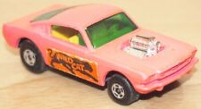 Matchbox Lesney SuperFast No. 8  Ford Mustang Wlldcat Dragster