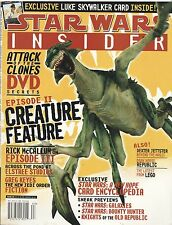Magazine STAR WARS INSIDER Issue #63 November 2002