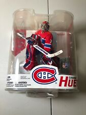 NHL Sports Picks Series 16 Cristobal Huet Action Figure [Red Jersey]