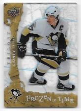 08/09 Upper Deck Trilogy Frozen In Time #119 Sidney Crosby #499/799