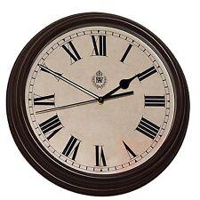 "Royal Air Force 1940 Battle of Britain Pattern Replica Wall Clock 12"" / 30.5cm"