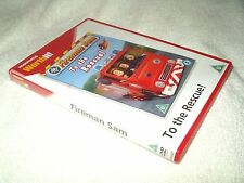 DVD TV Series Fireman Sam: To The Rescue