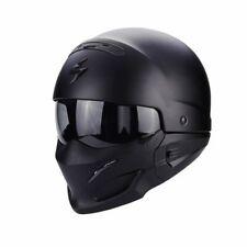 Casques noirs Scorpion pour véhicule