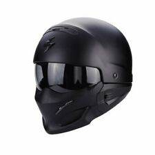Scorpion casco Exo-combat negro Mato m