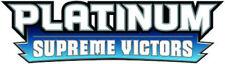 Pokemon TCG Platinum Supreme Victors - Holofoil Rare Cards