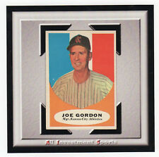 1961 Topps JOE GORDON #224 NM-MT **superb baseball card for your set** TD96