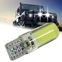 1X T10 194 168 W5W COB 3W Silica Gel Led Car Interior Bulb Door Light H2B3
