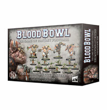 Blood Bowl - Ogre Team - Fire Mountain Gut Busters