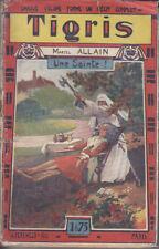 C1 Marcel ALLAIN - TIGRIS X - UNE SAINTE !  1928