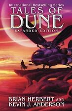 Tales of Dune: Expanded Edition (Dune series) NEW BOOK
