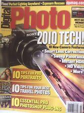 Digital Photo Magazine 10 New Camera Features January/February 2010 082617nonrh