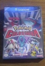 NEW Black Label GameCube Pokemon Colosseum NOT FOR RESALE NFR IMPOSSIBLE FIND