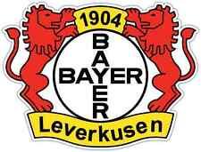 """Bayer 04 Leverkusen Germany Football Soccer Bumper Sticker Decal 5""""X4"""""""