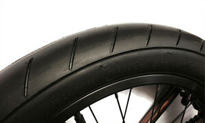 """Strobmx BMX Reifen """"Pick Up"""" schwarz 110psi"""