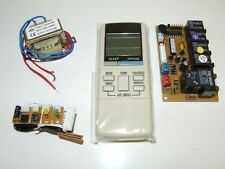 UNIVERSAL AIR CONDITIONER REMOTE WITH PCB BOARD RE387A
