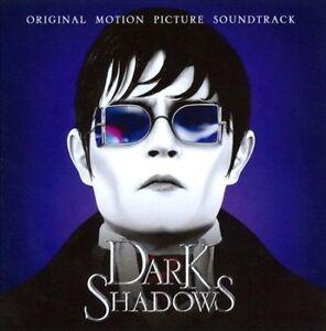 DARK SHADOWS O.S.T., Dark Shadows (Original Soundtrack), Audio CD