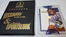 1993 Skybox Collectors Sportslook Earvin Magic Johnson COA LA Lakers